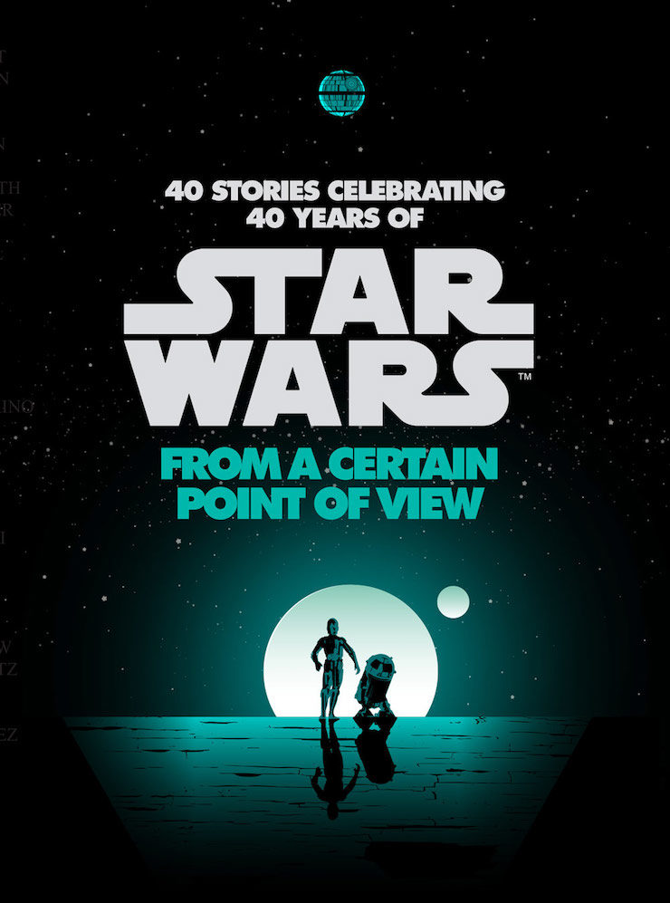 Star Wars: A Certain Point of View anthology cover