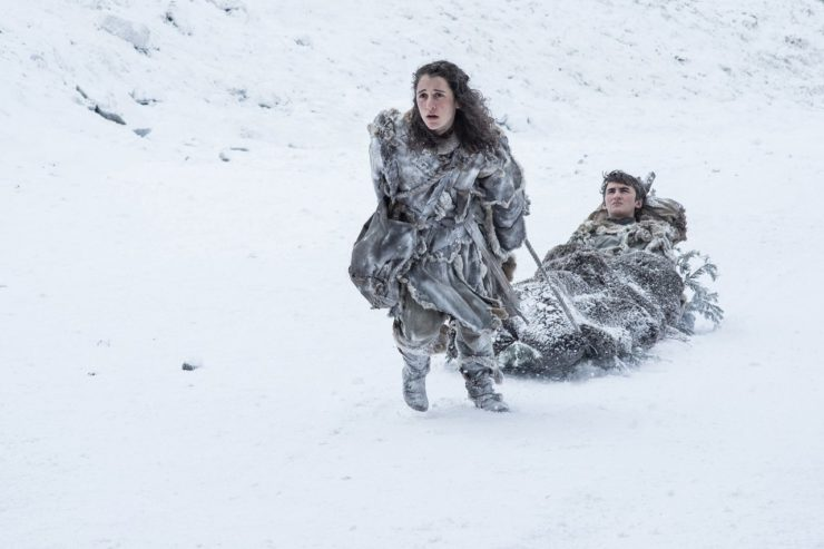 Game of Thrones season 7 photos Bran