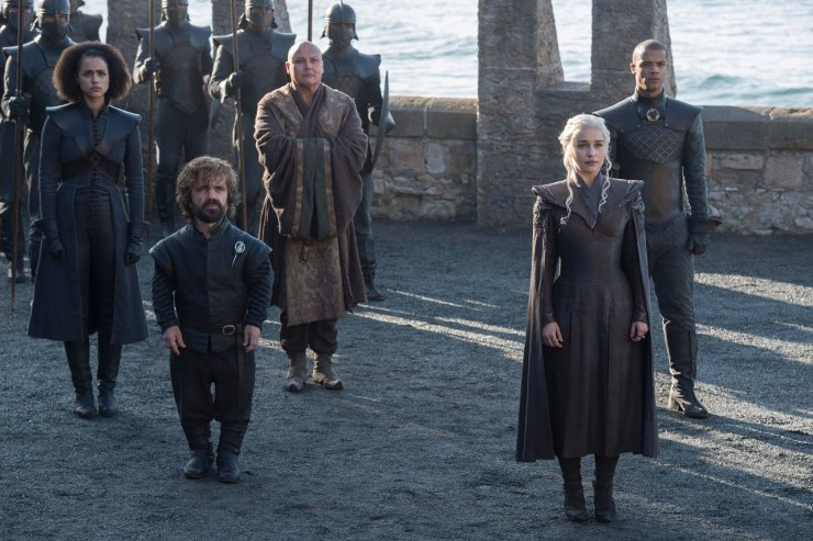 Game of Thrones season 7 photos