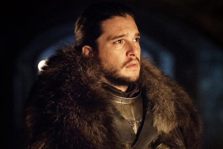 Game of Thrones season 7 photos Jon Snow