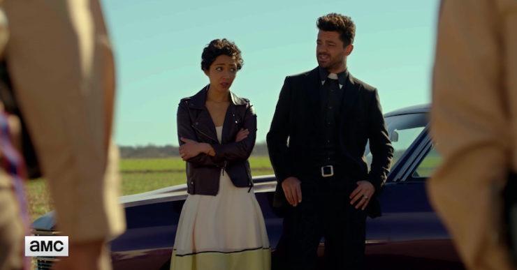 Preacher season 2 trailer