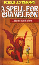 Xanth TV film adaptation Piers Anthony