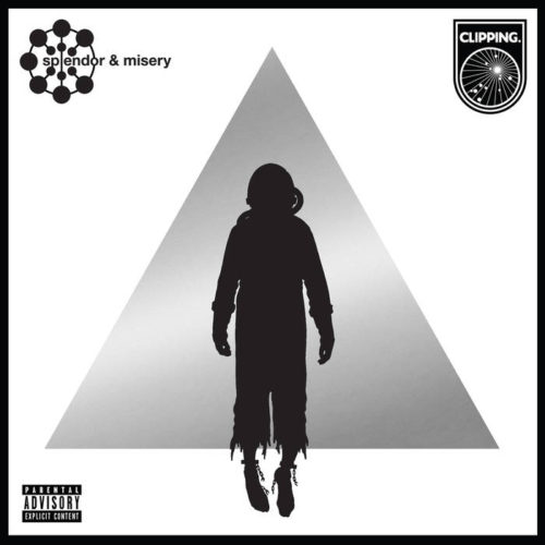 clipping. Splendor & Misery sci fi concept album hip hop space opera Daveed Diggs Hugo Award nominated