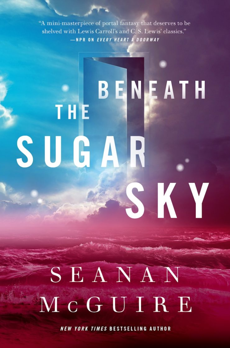 Beneath the Sugar Sky Seanan McGuire