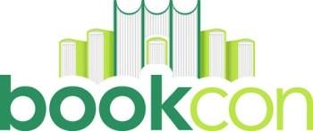 BookCon logo Tor/Forge Books schedule