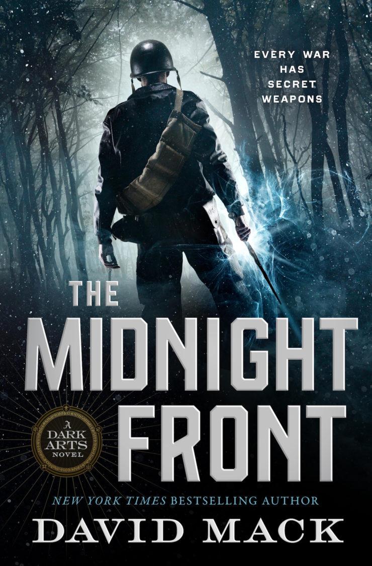 The Midnight Front David Mack