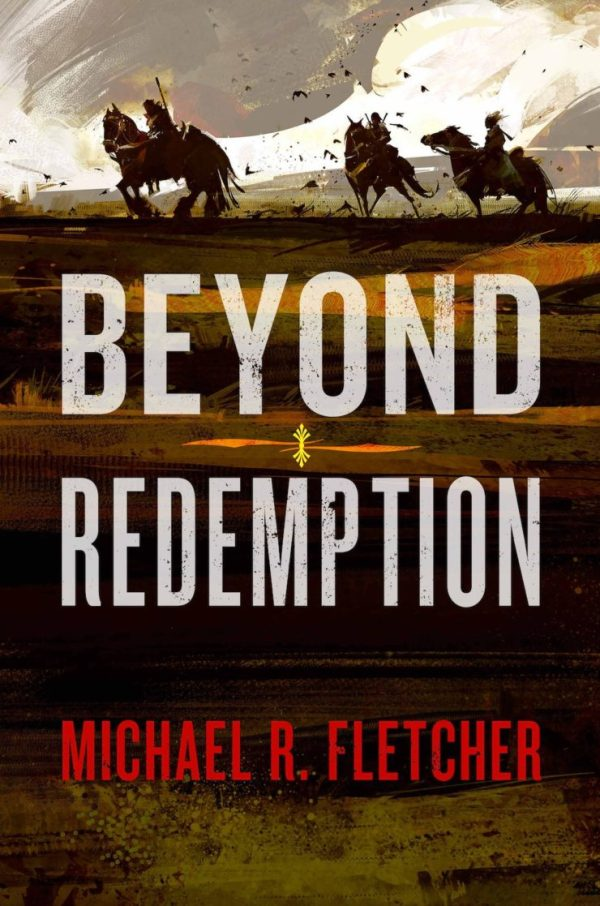 Richard Anderson SFF book covers Beyond Redemption Michael R. Fletcher