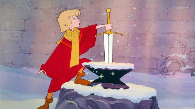 ranking King Arthur movies The Sword in the Stone Disney The Once and Future King