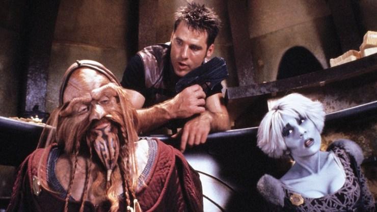 5 Super-Competent Sci-Fi Ensembles We'd Trust to Get Us Through Space