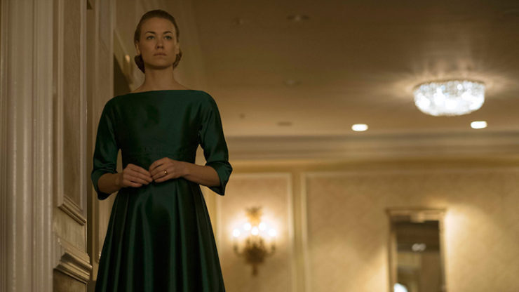 "The Handmaid's Tale ""A Woman's Place"" television review"