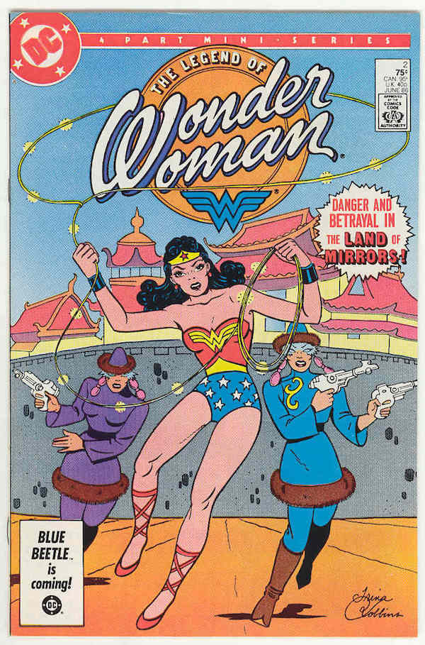 The Legend of Wonder Woman