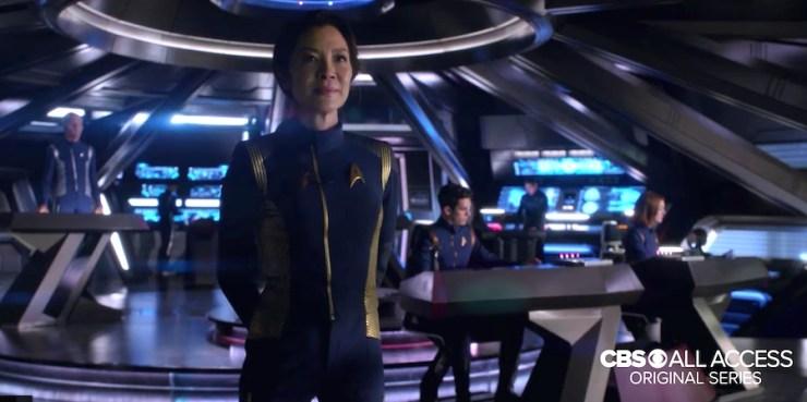 Star Trek Discovery Shenzhou