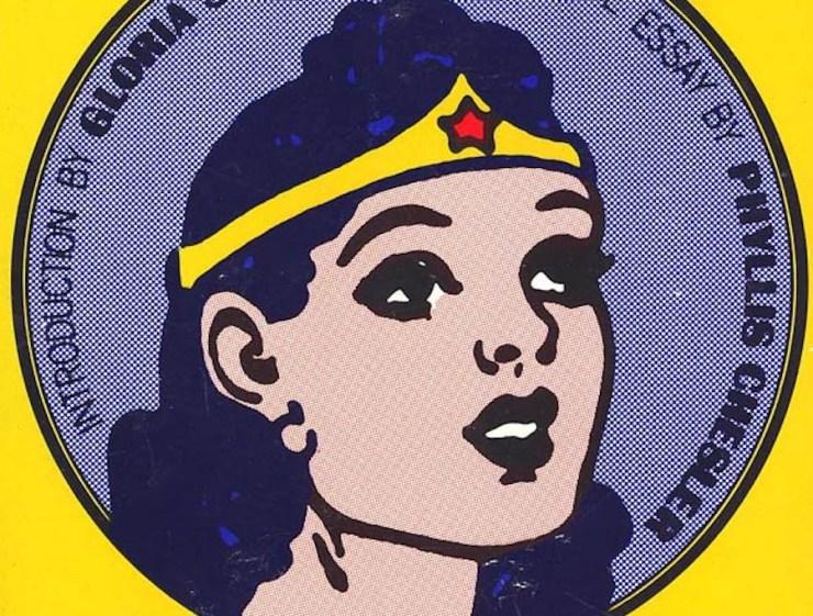 Wonder Woman A Ms Book