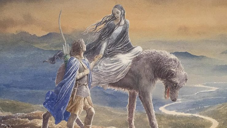 Beren and luthien by alan lee e1498231216234