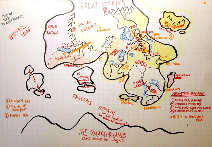 JY Yang Tensorate initial map