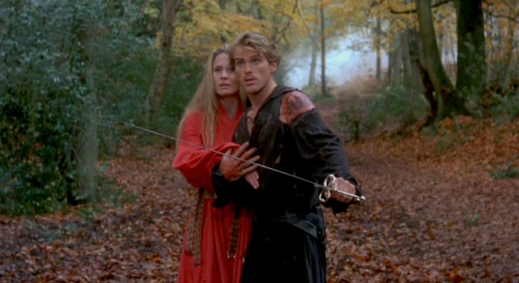 Buttercup, Princess Bride, Robin Penn