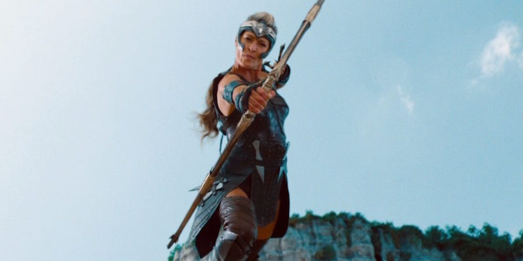 Wonder Woman, General Antiope, Robin Penn