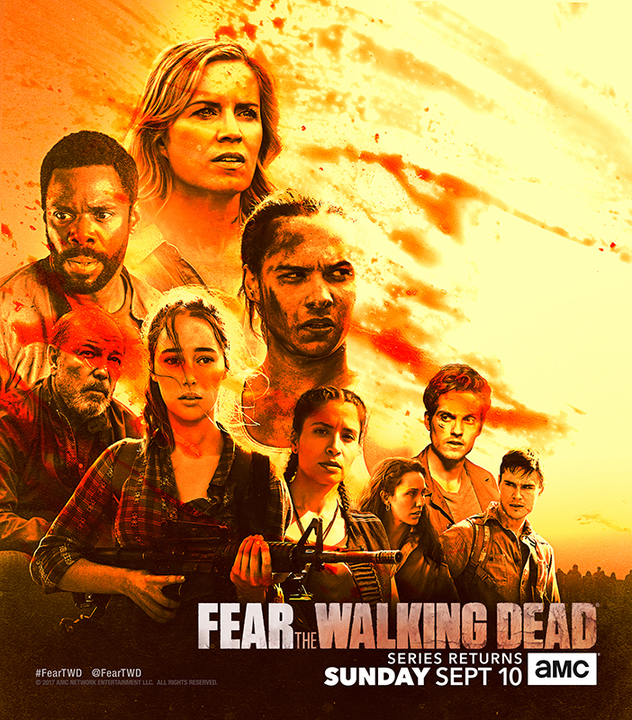 Fear the Walking Dead, season 3B, AMC