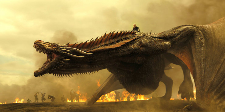 Got dany drogon