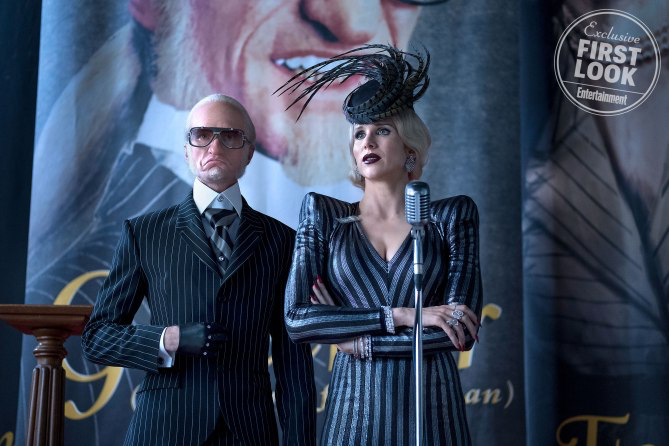 A Series of Unfortunate Events season 2 first look Neil Patrick Harris Count Olaf