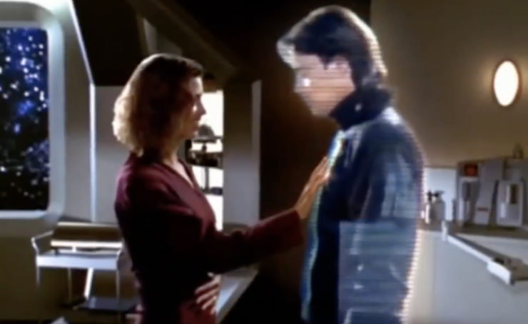 Andromeda TV series lost ship stories hologram Dylan Hunt Kevin Sorbo Systems Commonwealth