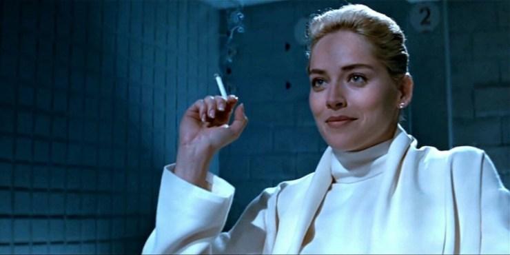 Basic Instinct, Sharon Stone