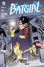 Batgirl movie adaptation