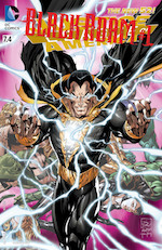 Black Adam comic book movie adaptation Dwayne Johnson Shazam DC Entertainment