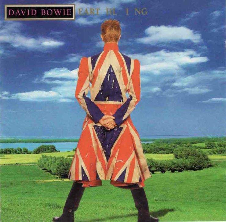 David Bowie, Earthing