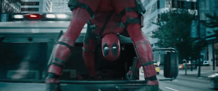 The Untitled Deadpool Sequel teaser adaptations
