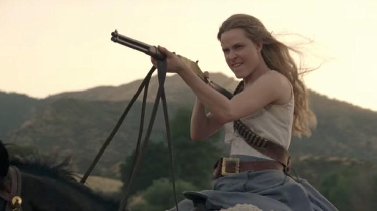 Westworld season 2 teaser Dolores Wyatt