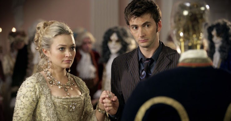 Doctor Who, The Girl in the Fireplace