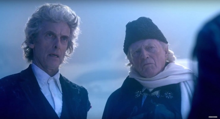 Doctor Who Christmas Special, Twice Upon A Time