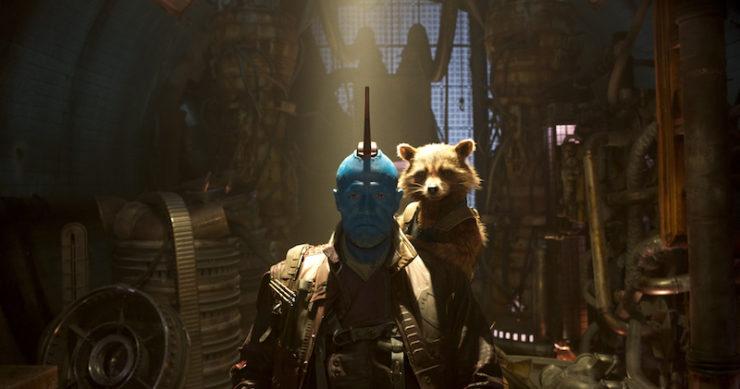 Guardian of the Galaxy, Vol. 2, Yondu and Rocket