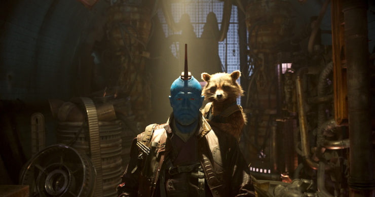 Guardian of the Galaxy, Vol. 2, Yondu and Rocket