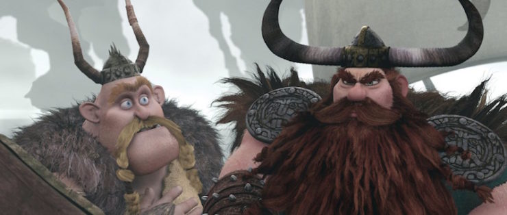 How to Train Your Dragon 2, Gobber the Belch