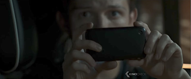 Peter Parker smartphone camera Millennial photography Spider-Man: Homecoming