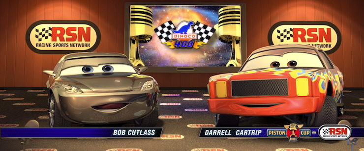 Driving Without Wonder Pixar S Cars Tor Com