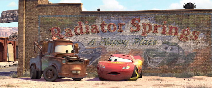 Image result for cars pixar