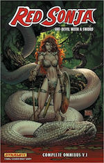 Red Sonja adaptation