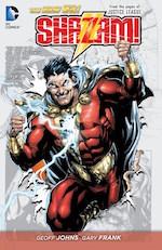 Shazam! comic book movie adaptation DC