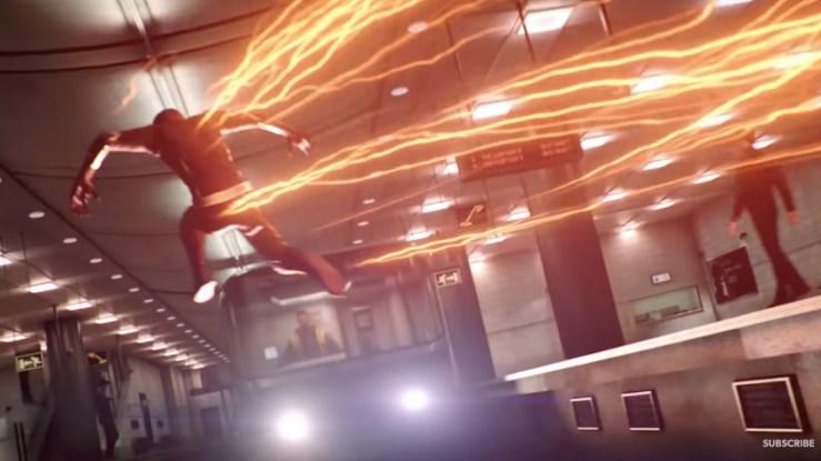 The Flash season 4 teaser trailer SDCC 2017