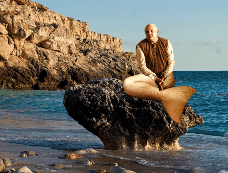 Varys beautiful merman