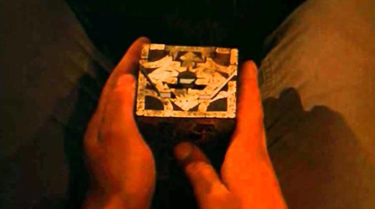 Hellraiser box