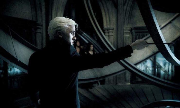 Draco, Half-Blood Prince