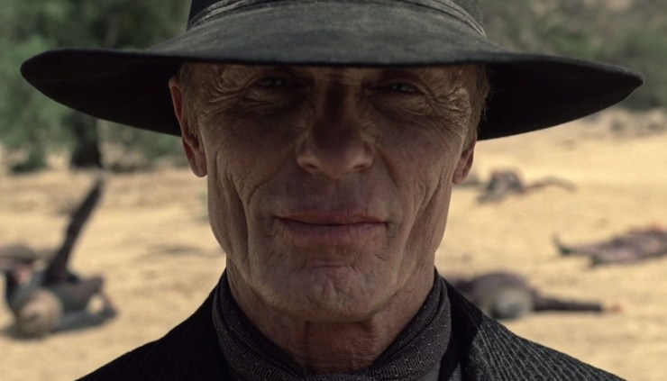 Ed Harris Westworld Supreme Leader Snoke action figure lookalike