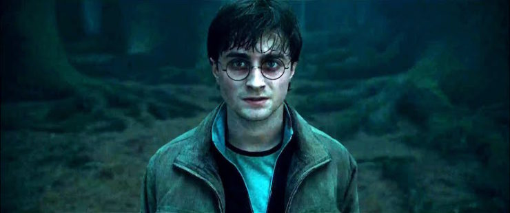 Harry Potter, Deathly Hallows, part 2