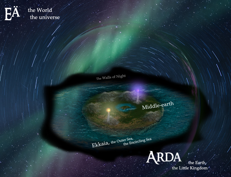 Meet the Valar! (And the Foundations of Middle-earth) | Tor com