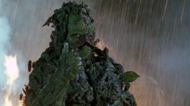 Slogging Through the Muck — Swamp Thing and The Return of