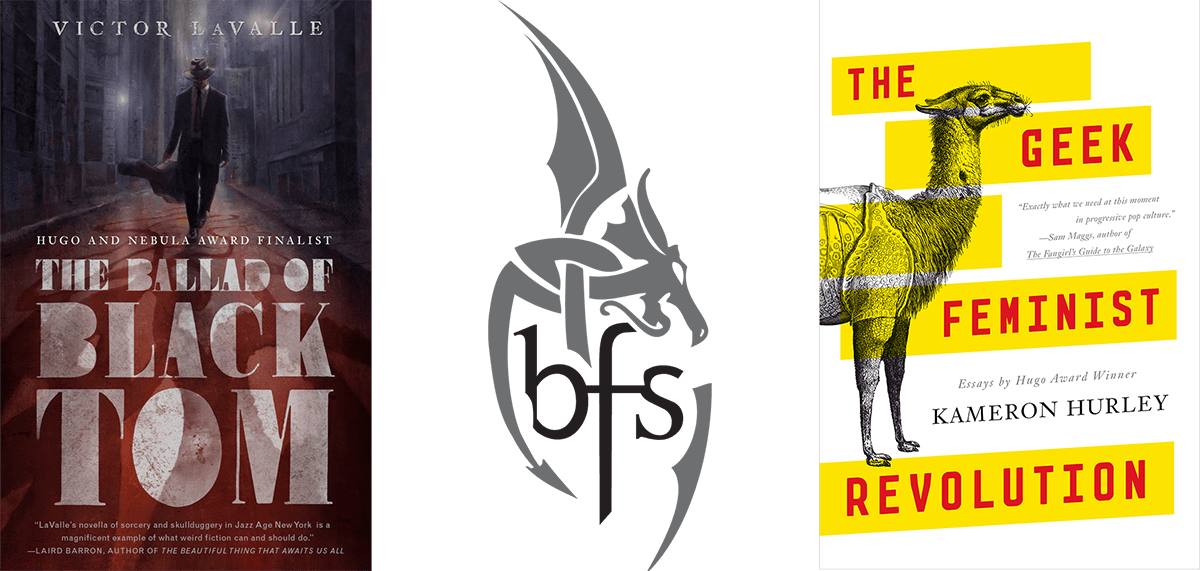 Announcing the 2017 British Fantasy Award Winners